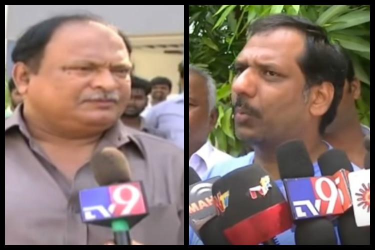 Two killed in Andhras Prakasam district TDP MLC blames his party rival for the violence