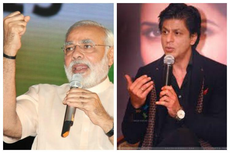 Modi or SRK the talk is all about tolerance