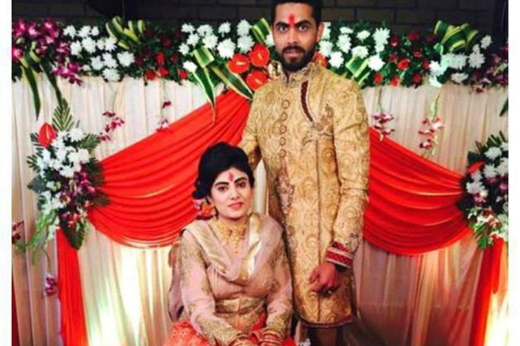 Ravindra Jadejas wife allegedly assaulted by cop after minor accident