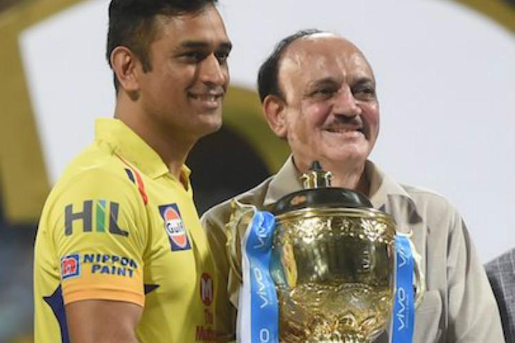 Age is just a number fitness matters Dhoni on IPL win