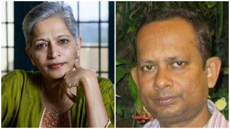 Gauri Lankesh and Sudip Dhutta Bhaumik added to Washingtons Journalist Memorial Newseum