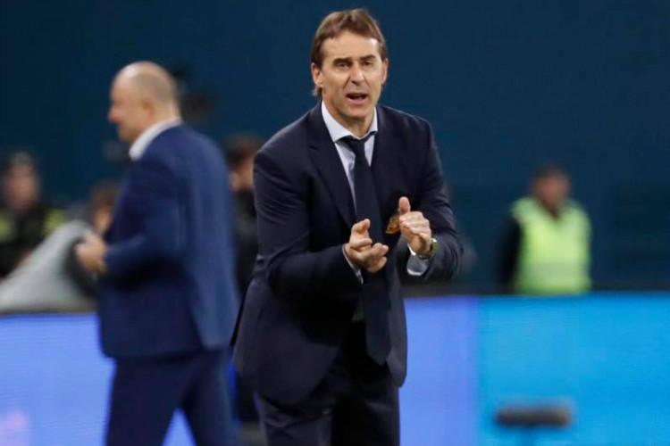 Within day of Real Madrid appointment Julen Lopetegui sacked as Spanish head coach