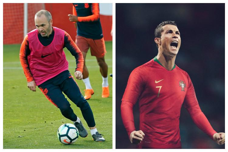 Preview Under Hierro Spain face big opening test against Ronaldo-led Portugal