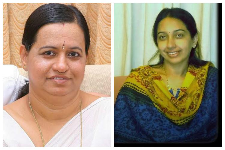 Former CM EK Nayanars daughter Usha Praveen fails in Kochi