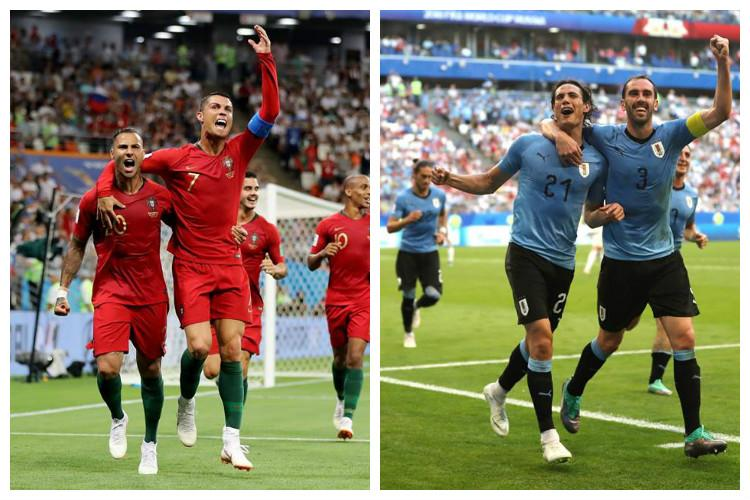 Preview Portugal Uruguay look to Ronaldo Suarez to deliver the goods