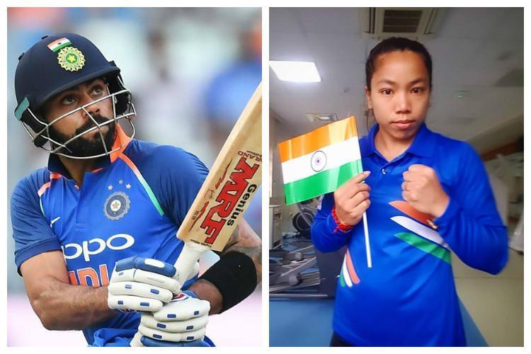 Kohli and Mirabai Chanu named for Khel Ratna wrestler Bajrang dejected at omission