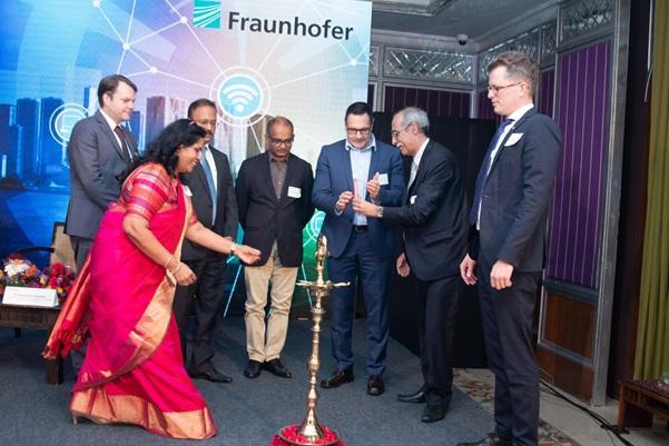 5th Fraunhofer Innovation Technology Platform held in Bluru focus on digitalization