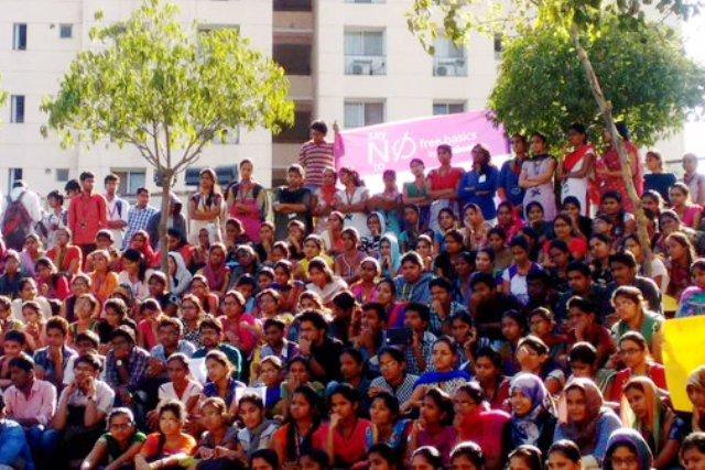 Hyderabad bats for net neutrality as hundreds gather in protest