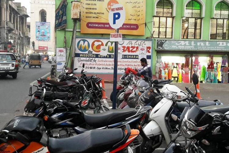 Hyderabad consumer court levies fine on mall for violating free parking rule