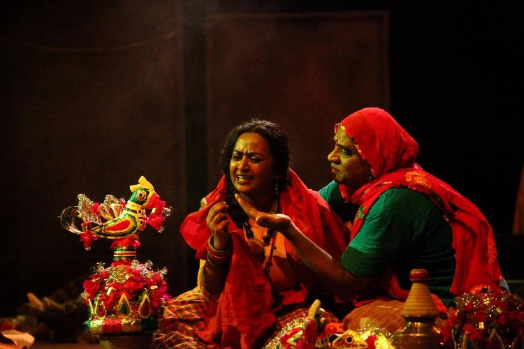 Play shows Bluru through peoples memories of citys iconic Akhtar Begum