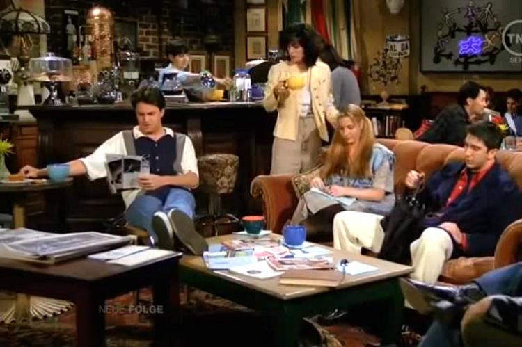 Ever wondered how much coffee they drank on FRIENDS Someone counted and its amazing