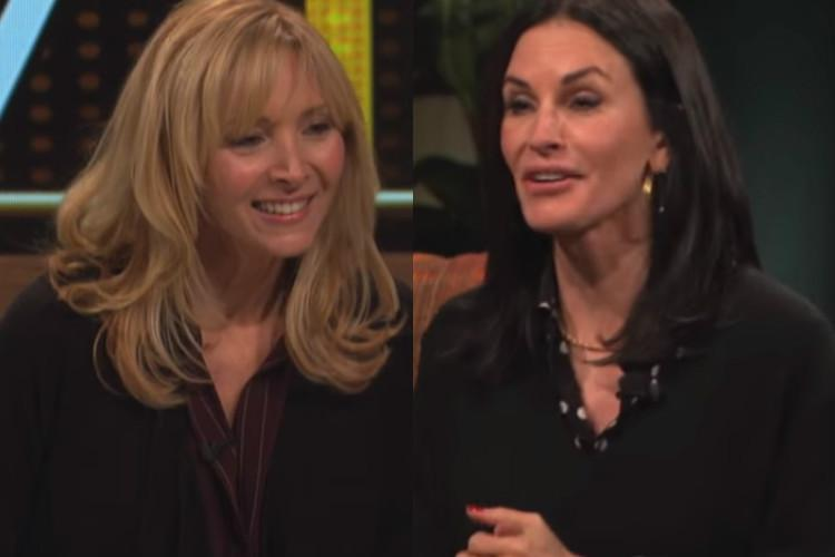 Watch Monica quizzing Phoebe about Friends will make you want to watch reruns all over again