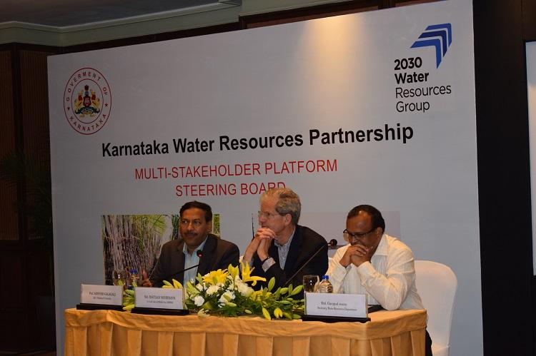 Karnataka govt ties up with 2030 WRG for transformative projects to tackle water crisis