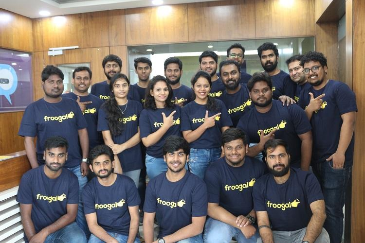 Hyderabad-based Froogal raises 1 million in pre-series A funding round