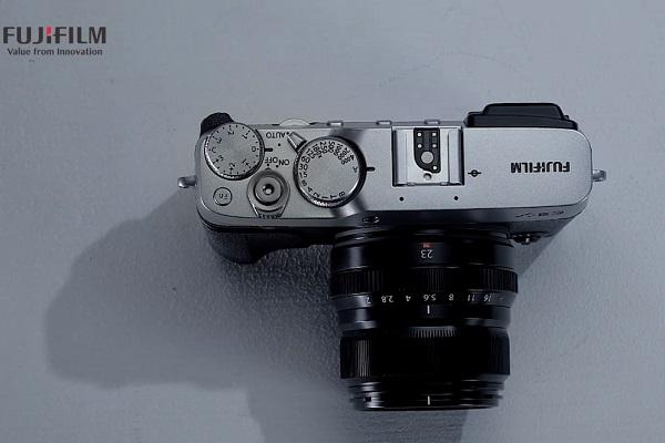 Fujifilm X-E3 mirrorless camera launched in India at Rs 89999