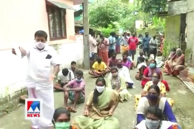 BJP councillor booked after cremation of COVID-19 victim stopped in Keralas Kottayam