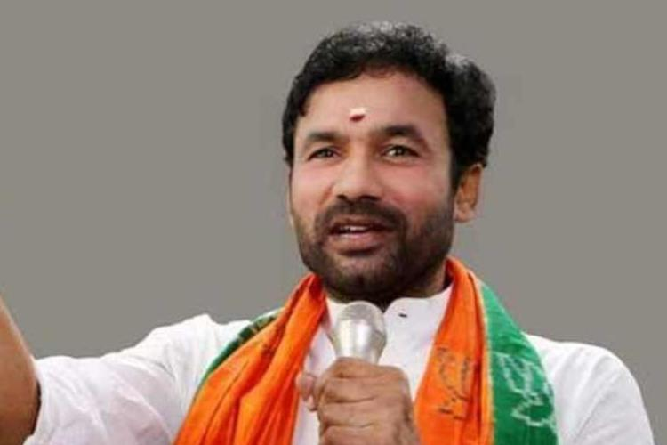 Hyderabad cops arrest man for making threat calls to Minister Kishan Reddy