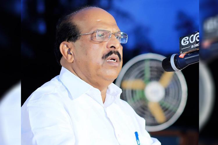Kerala PWD Minister Sudhakaran slams Vytilla flyover controversy Interview