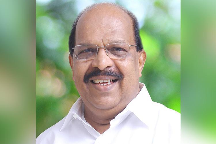Kerala min Sudhakaran shoots his mouth off again asks why media went after Saritha Nair