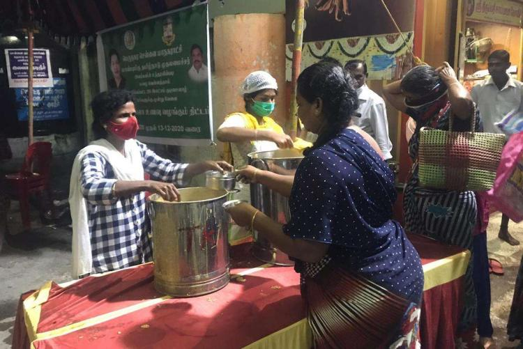 Chennai Corporation to provide free cooked food to low income groups till Dec 13