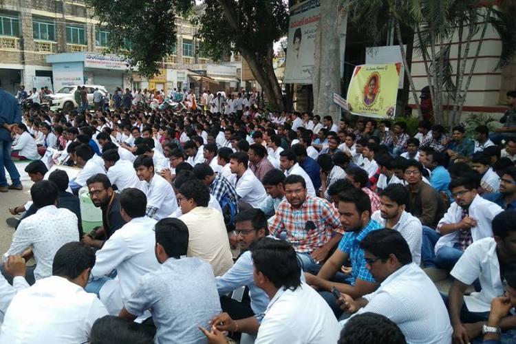 Probe finds absconding professor guilty of medicos suicide at Guntur govt hospital