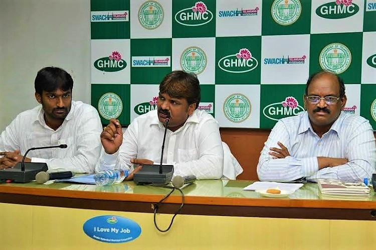 No the Mayor of Hyderabad has not resigned Online rumours spread after Metro launch
