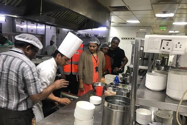 Hotel Hyatt in Hyderabad fined for using unstamped meat