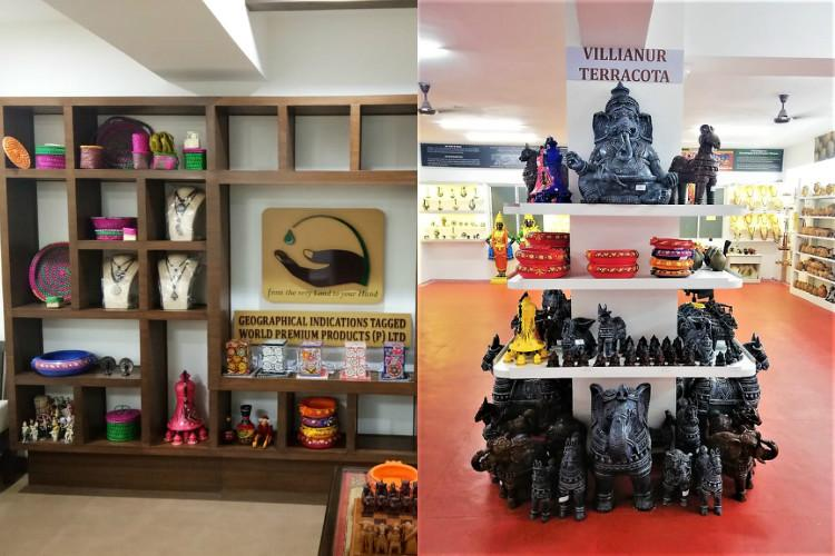 Channapatna toys to Bastar art this Bengaluru store sells only GI tagged products