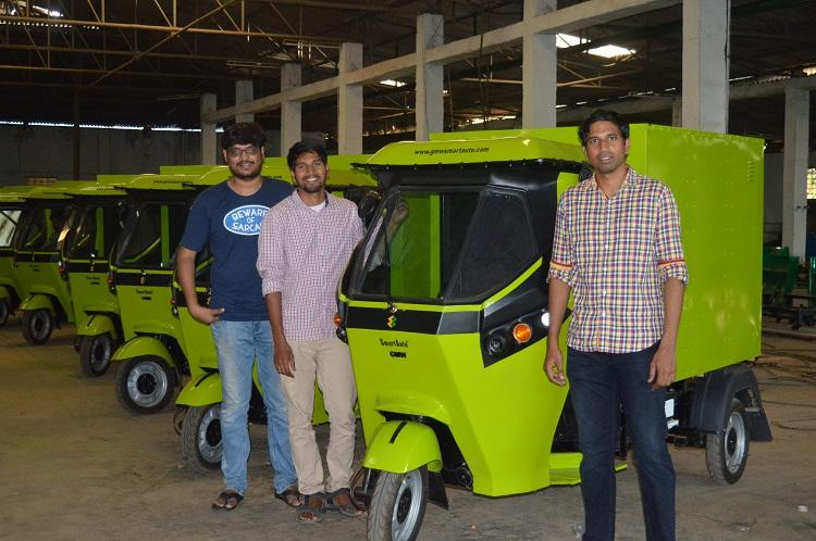 T-Hub turns 3 Meet Hyd startup Gayam whose innovation can revolutionise e-vehicles