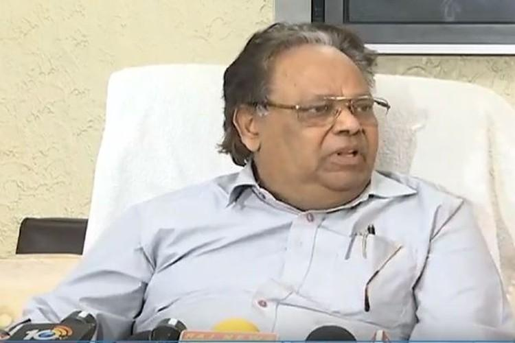 Expert committee recommended capital 30-40 km away from Vizag says GN Rao