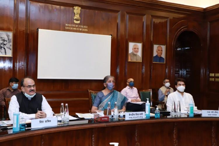 GST Council meeting on October 5 attended by FM
