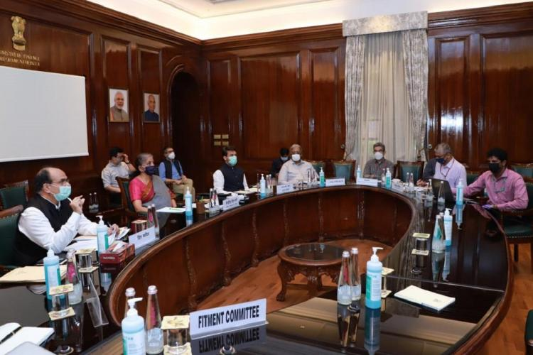 GST Council meeting on Monday