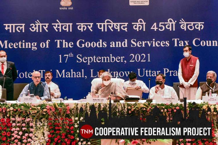 17th GST council meeting with Nirmala Sitharaman chairing it