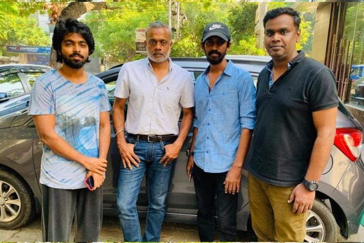 Gautham Menon to play antagonist in GV Prakashs new film