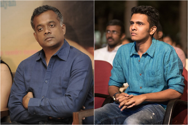 What Gautham Menon said is not fully true Karthick Naren explains spat not over