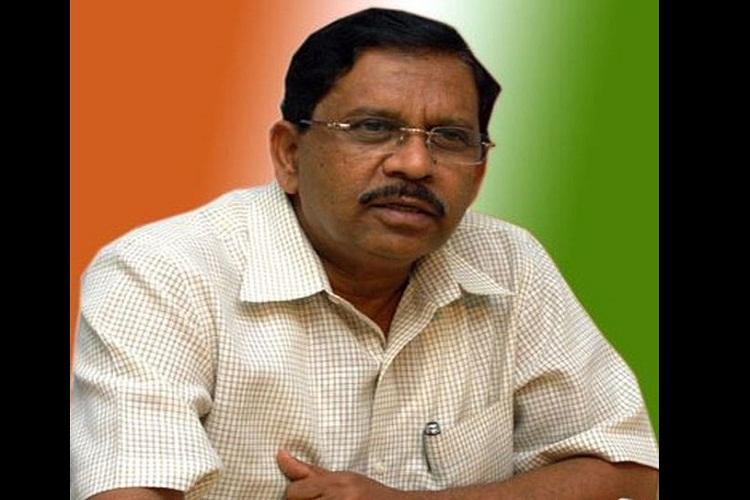 My statement on molestation twisted out of context Ktaka minister Parameshwara