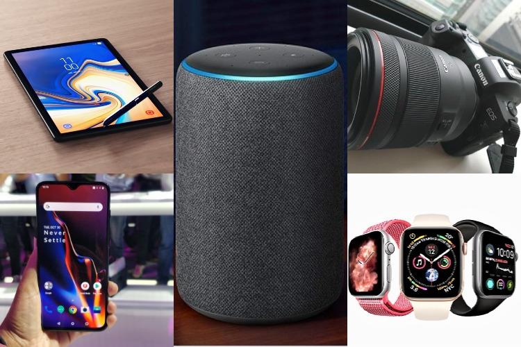 Amazon Echo Plus to OnePlus 6T Top 5 gadgets that grabbed eyeballs in India in 2018