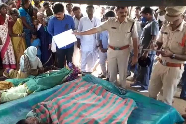 Five members of family in Telangana killed as wall collapses
