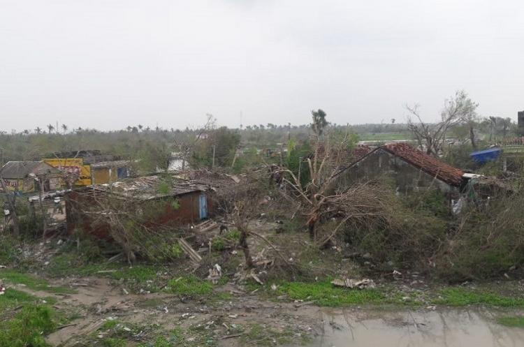 Cyclone Gaja TN villages erupt in protest alleging govt apathy after the disaster