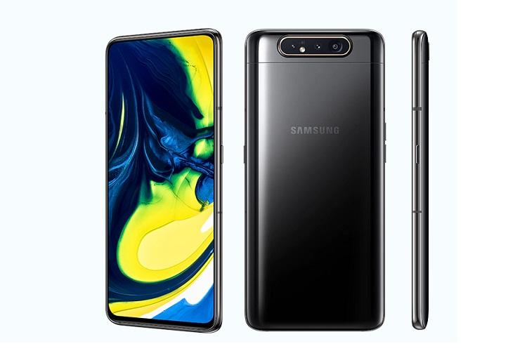 Samsung launches Galaxy A80 in India with rotating triple camera and 8GB RAM