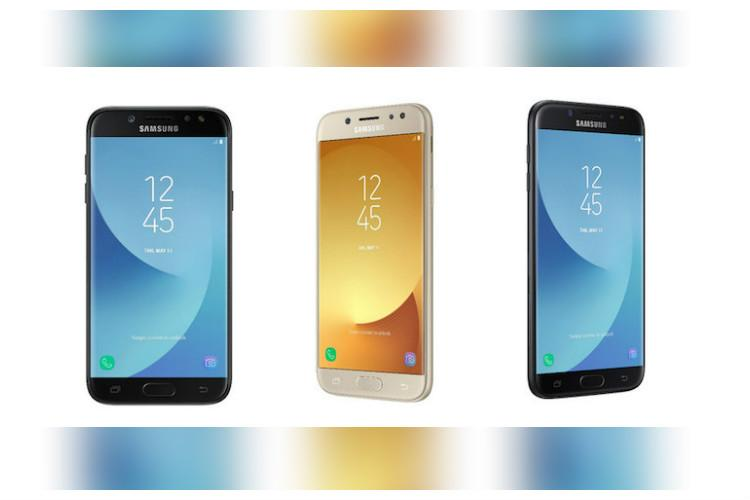Samsung releases its new J series phones Galaxy J3 J5 and J7