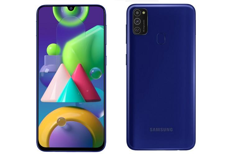 Samsung Galaxy M21 launched in India with triple rear camera 6000mAh battery
