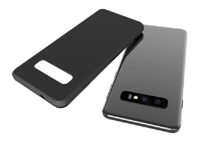 Leaked Galaxy S10 protective glass confirms a smaller camera punch-hole
