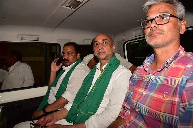 Amaravati row Guntur MP Galla Jayadev jailed denied bail
