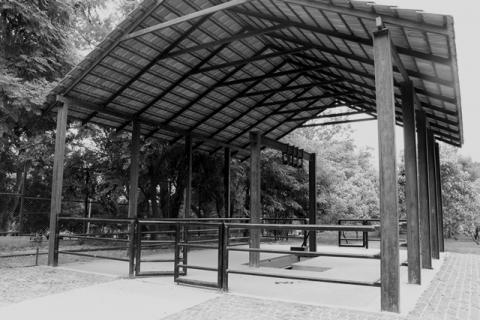 Bengalurus Freedom Park once had the gallows the last hanging was in 1968