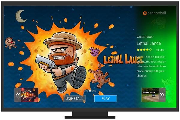 This startup is bringing fun smartphone games to your big TV screen