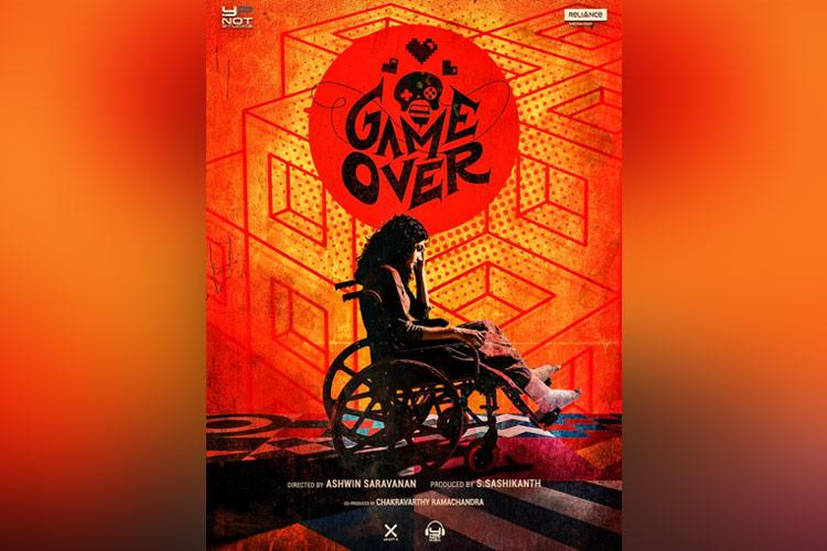 Game Over' review: Taapsee Pannu's thriller is a game