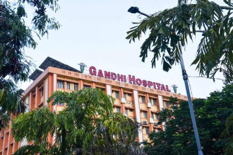 Gandhi Hospital in Secundrabad