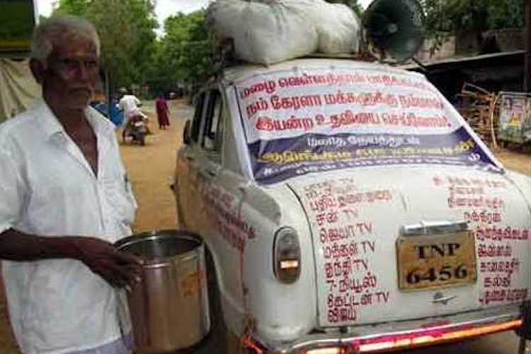 TN social worker who raised lakhs for tsunami and flood victims loses home to Gaja