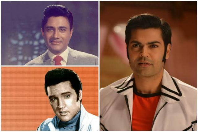 When Dev Anand and Elvis Presley inspired Ganesh Venkatraman